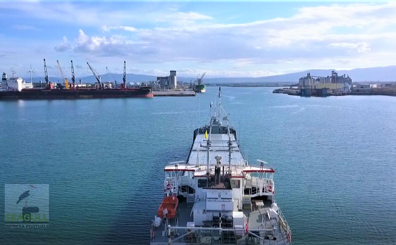 Seagull Srl - Servizi Portuali