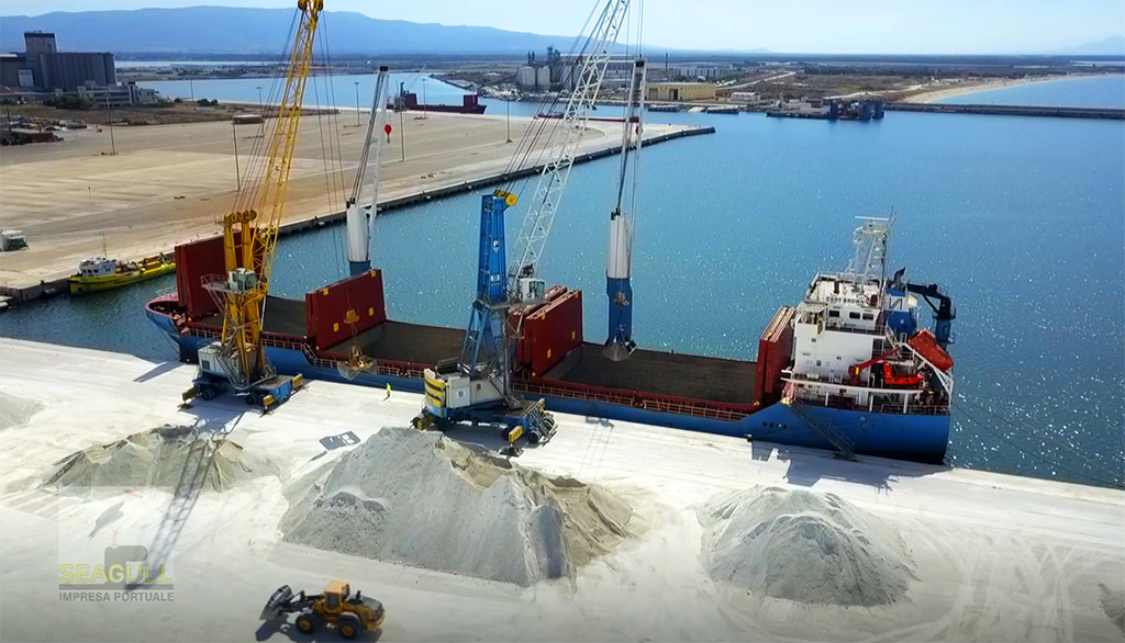 Seagull Srl - Port Services
